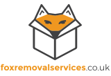 Fitzrovia Camden London W1T 4NB Fox Removal Services logo